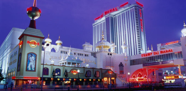Taj casino atlantic city address