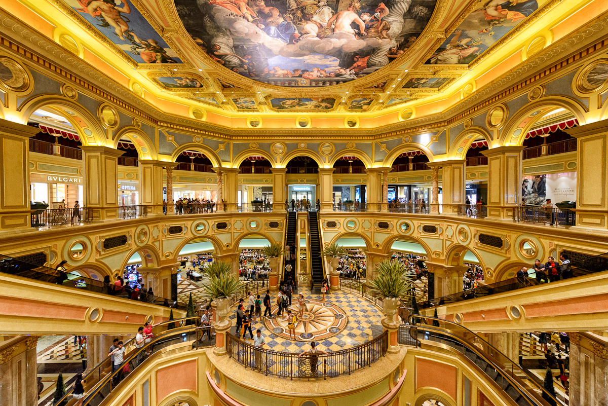 Macau Casino Hotels